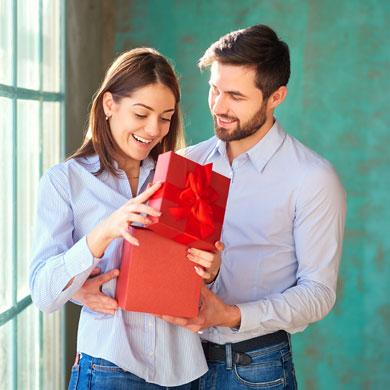 Cadeaux de Saint-Valentin